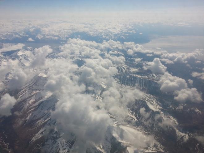 Descending Into Anchorage
