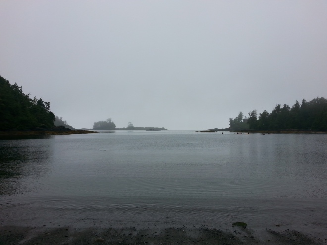 Ucluelet Beach