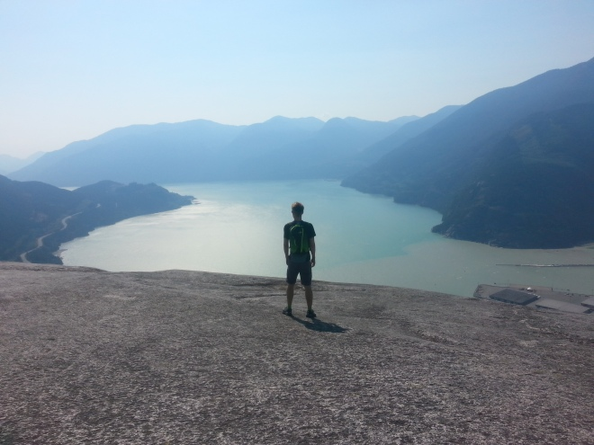 The Chief in Squamish