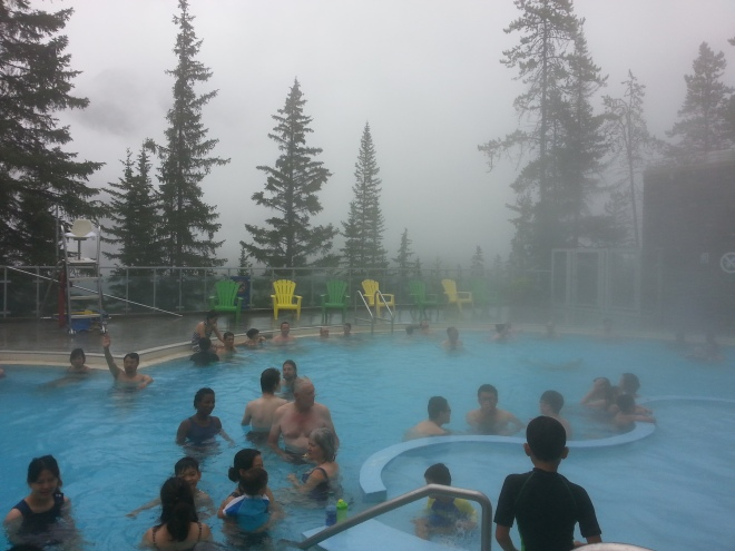 Banff Hot Springs