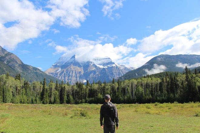 Robson Mountain
