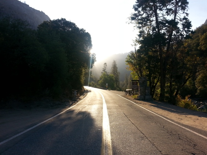 The Gates to Yosemite