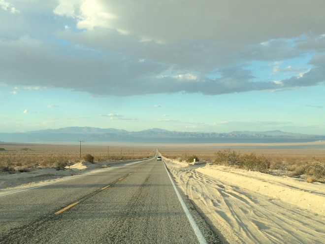 The Road to Mojave