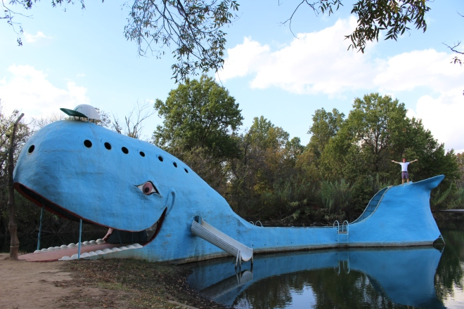 Blue Whale, Catoosa
