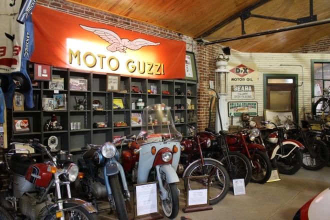 Seaba Motorbike Museum