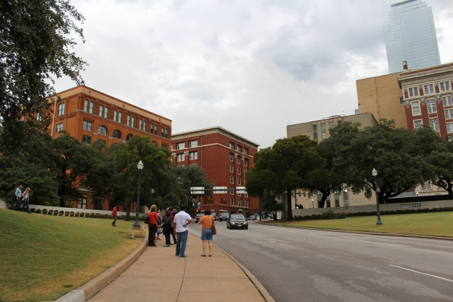 JFK Assassination Spot