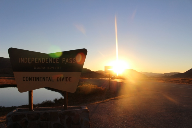 Independance Pass