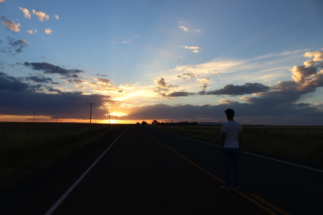 The Road to Scottsbluff