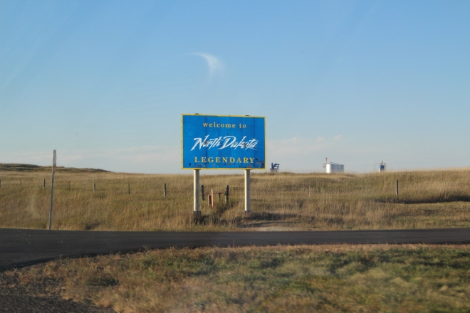 The Road to Bismarck