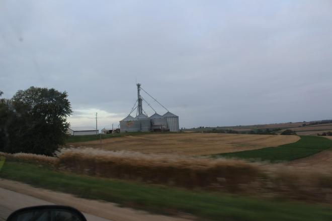 The Road Through Iowa