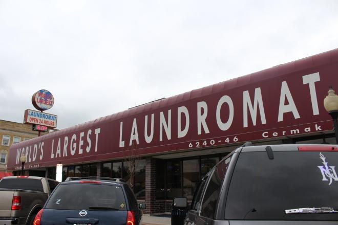 World's Largest Laundromat