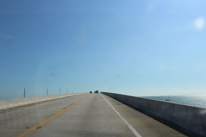 The Road Through The Keys
